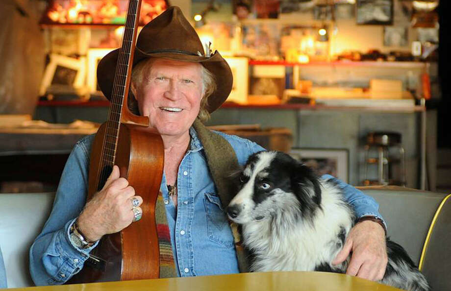 """Billy Joe Shaver will bring songs from his latest release, """"Long in the Tooth,"""" to Floore's Country Store on Friday. Photo: Courtesy Photo"""