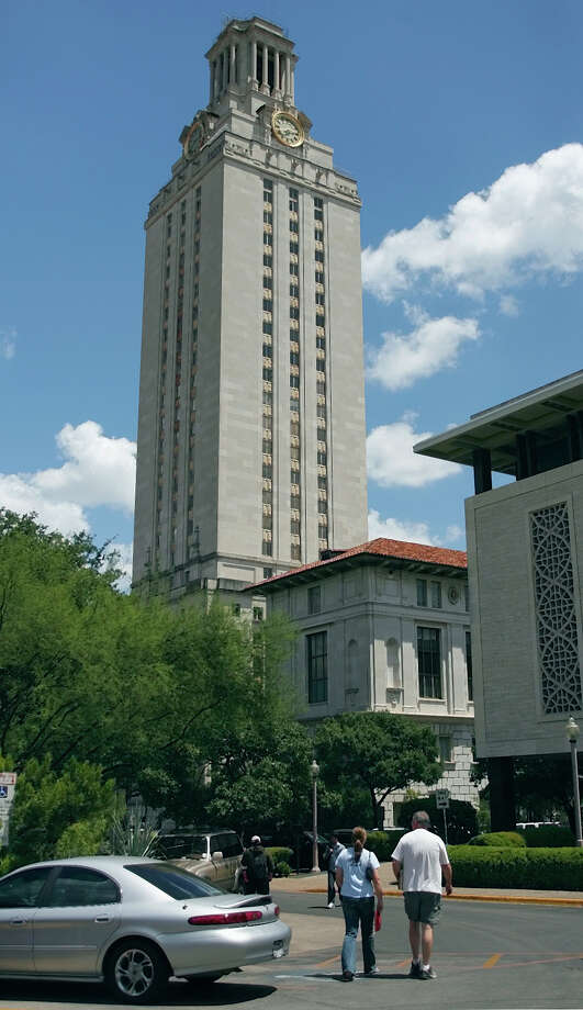 A 5th U.S. Circuit Court of Appeals recently upheld the University of Texas at Austin's use of race as one on many factors in granting admissions. Photo: Associated Press File Photo / AP