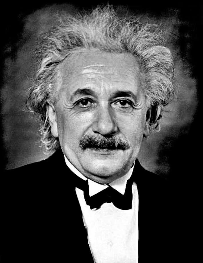 Who was smarter: Albert Einstein, above, or John Von Neumann? Fairfield CT file photo Photo: Fairfield Citizen/Contributed / Fairfield Citizen