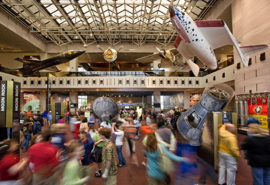 """The Smithsonian found enough unused """"prior-year funds"""" to stay open through the holidays. That funding has finally run out Photo: Eric Long, National Air And Space Museum, Smithsonian Institution"""