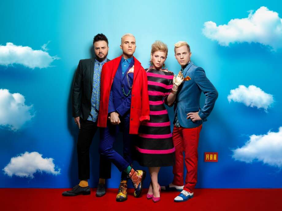 Neon Trees Photo: Press Photo