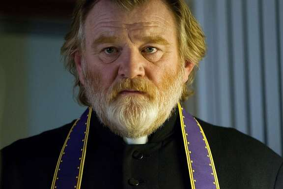 "Brendan Gleeson as Father James in ""Calvary.""     Brendan Gleeson as ""Father James"" in CALVARY. Photo by Jonathon Hession. Copyright © 2014 Twentieth Century Fox."