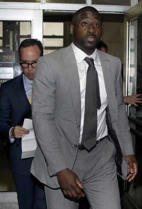 Dallas' Raymond Felton was sentenced to 500 hours of community service and fined $5,000 after taking a deal. Photo: Richard Drew / Associated Press / AP