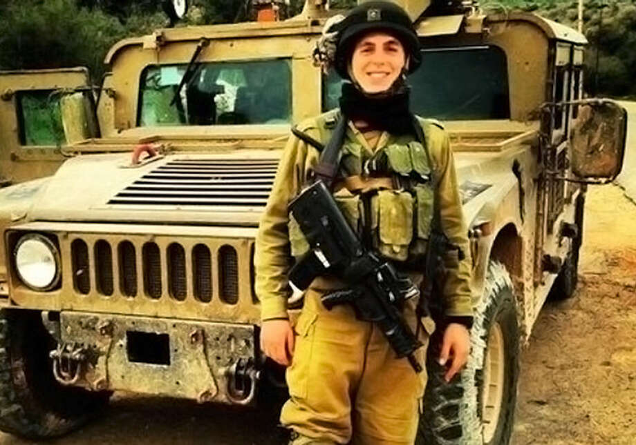 Nissim Sean Carmeli, 21, was a sergeant in the Israel Defense Forces who died during fighting in the Gaza Strip this week. Photo: Facebook / Courtesy Photo