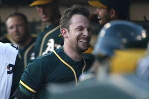 A's reacquire Jed Lowrie in deal with Astros; what next? - Photo