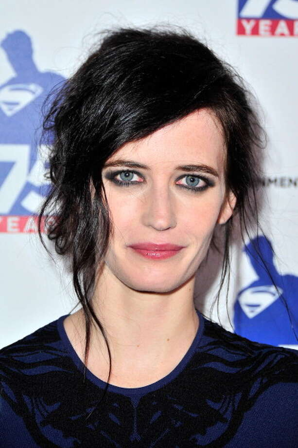 'Casino Royale' star Eva Green has beautiful unusual eyes. Photo: Jerod Harris, Getty Images / 2013 Getty Images