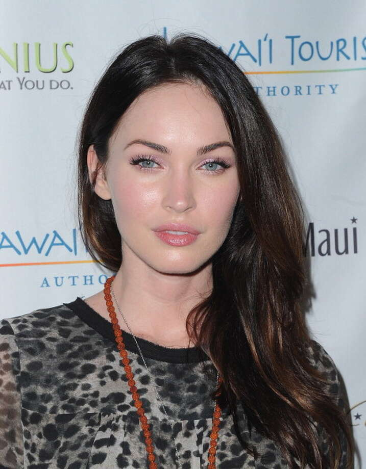 Megan Fox's seductive eyes. Photo: Michael Buckner, Getty Images / 2011 Getty Images