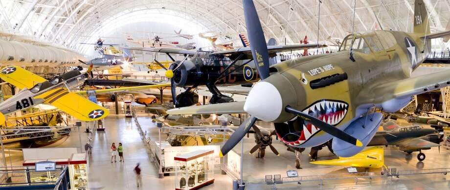 1. Smithsonian National Air and Space Museum Steven F. Udvar-Hazy Center (Chantilly, Va.) Photo: Dane Penland