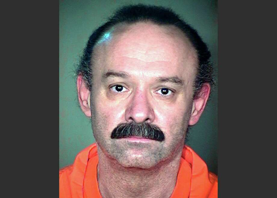 FILE - This undated file photo provided by the Arizona Department of Corrections shows inmate Joseph Rudolph Wood. The U.S. Supreme Court on Wednesday, July 23, 2014 denied a final, last-ditch appeal from Wood, who is seeking a reprieve from execution. Photo: Arizona Department Of Corrections, AP / Arizona Department of Corrections
