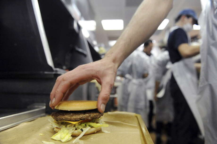 No. 1: Fast Food Cookhourly wages: $9.07annual wages: $18,870Employees in the field: 507,940 Photo: AFP, Getty Images / 2011 AFP