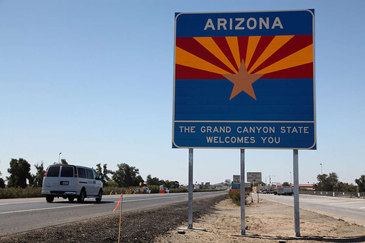 Arizona's minimum wage is $7.90.