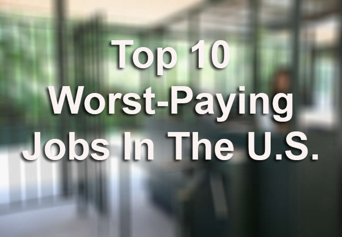 To determine the worst jobs from the most recent Occupational Employment Statistics survey conducted by the Bureau of Labor Statistics.Source:ForbesPhotos compiled by Cinde Ramirez