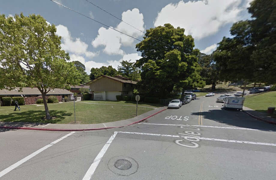 Cole Drive and Drake Avenue, Marin City, CA Photo: Google Maps