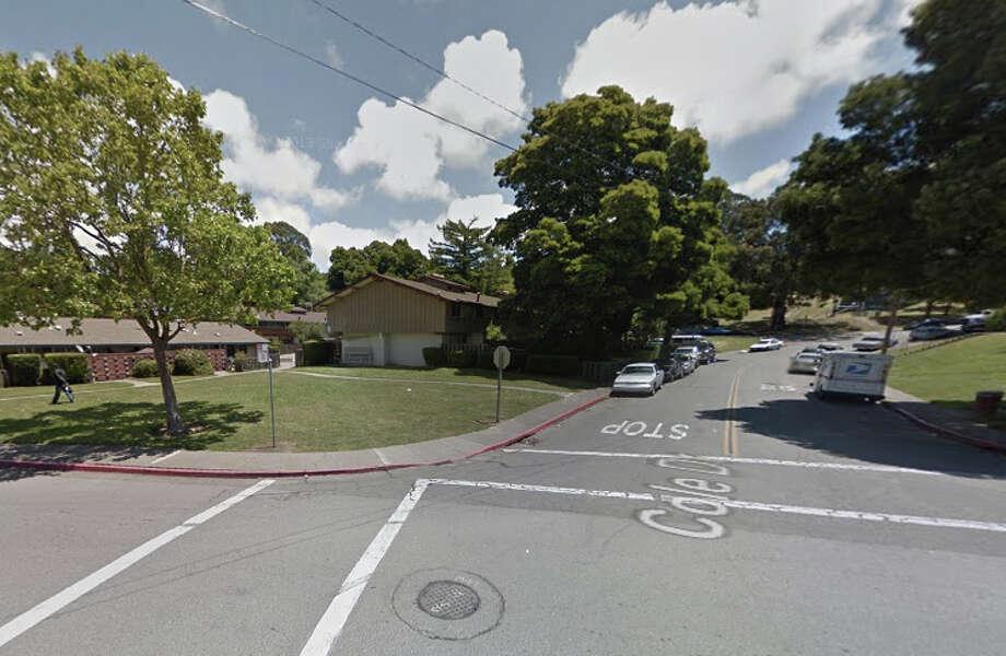 Cole Drive and Drake Avenue, Marin City, CA Photo: Google Maps