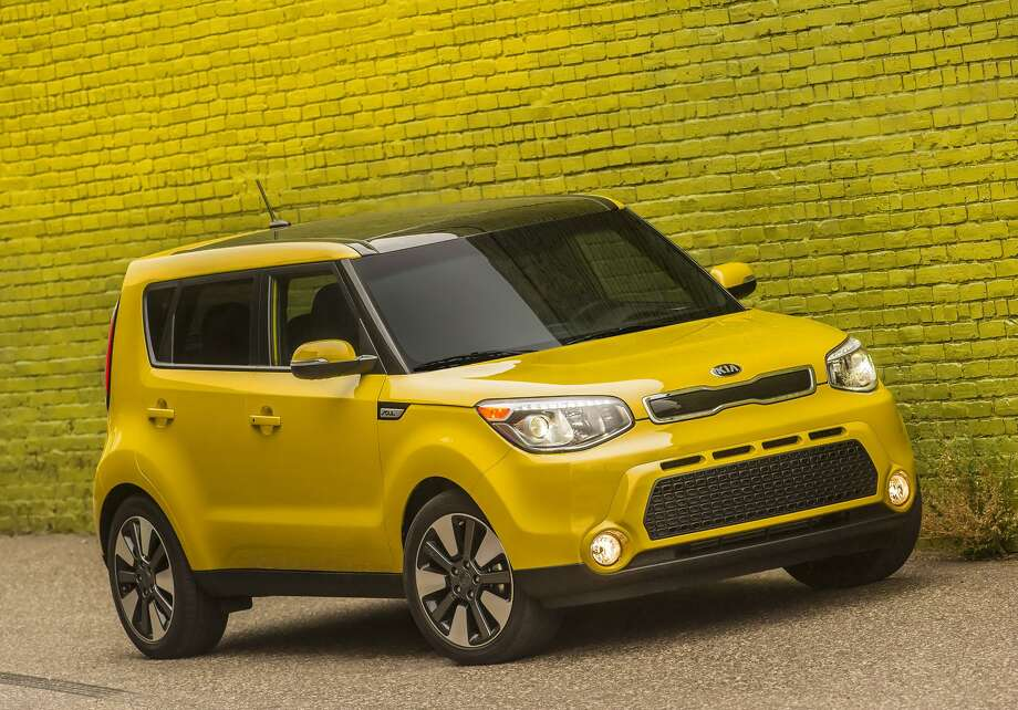 The 2015 Kia Soul Photo: Newspress USA