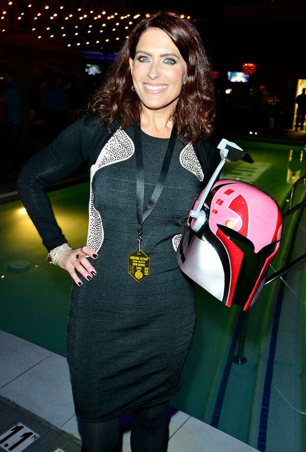 Actress Vanessa Marshall attends Hitfix and Lucasfilm's Comic-Con Kick off party during Comic-Con International 2014 at Hotel Solamar on July 23, 2014 in San Diego, California.  Photo: Jerod Harris, Getty Images