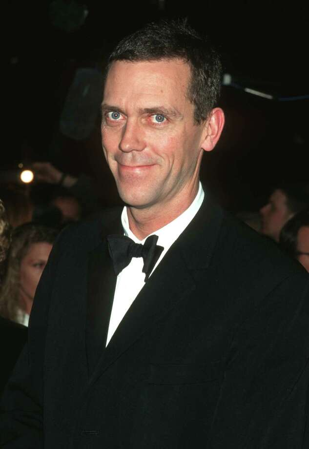 Hugh Laurie: 1996Age: 40 Photo: Ron Galella, Getty / Ron Galella Collection