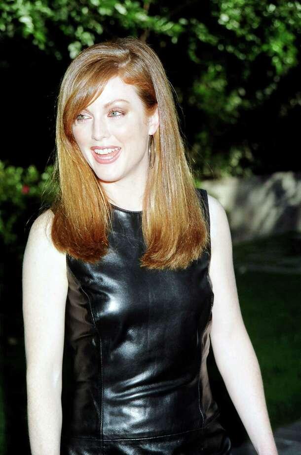 Julianne Moore: 1995Age: 35 Photo: Jeff Kravitz, Getty / FilmMagic, Inc
