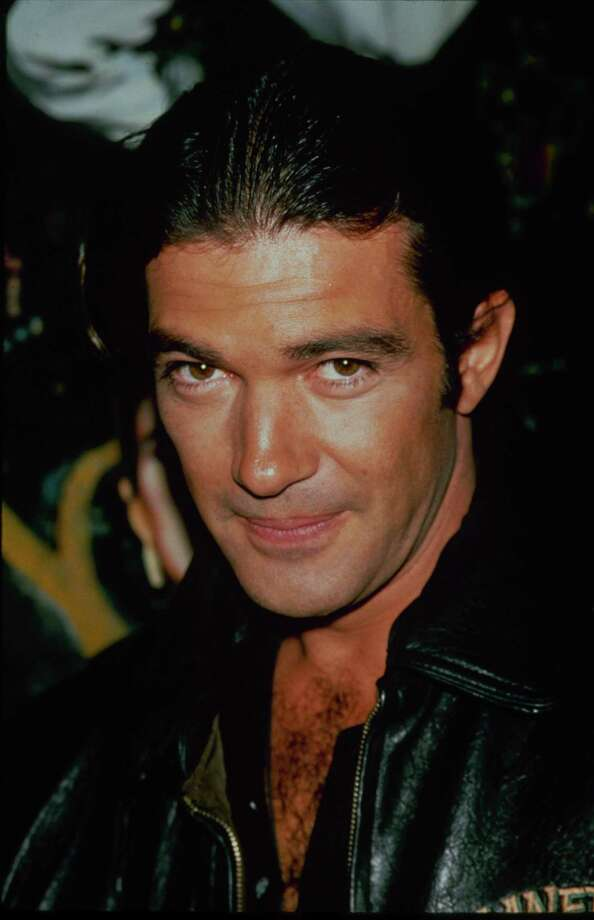 Antonio Banderas: 1990Age: 30 Photo: Time & Life Pictures, Getty / Time & Life Pictures