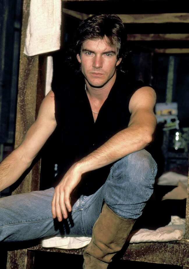 Dennis Quaid: 1983Age: 29 Photo: Ron Galella, Getty / Ron Galella Collection