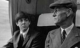 "Paul McCartney in ""A Hard Day's Night"""