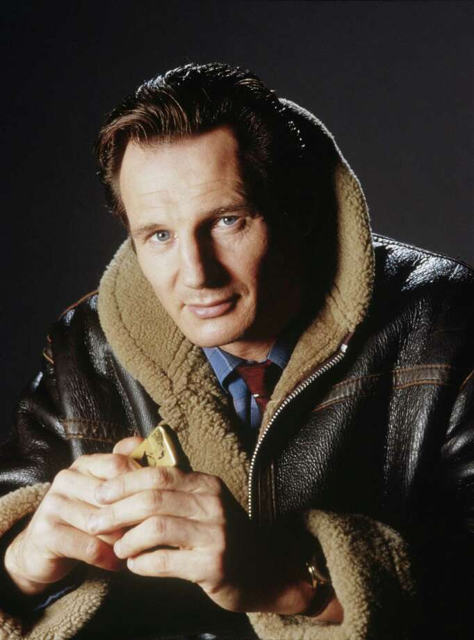 Liam Neeson: 1991Age: 39 Photo: Keith Hamshere, Getty / 2012 Keith Hamshere