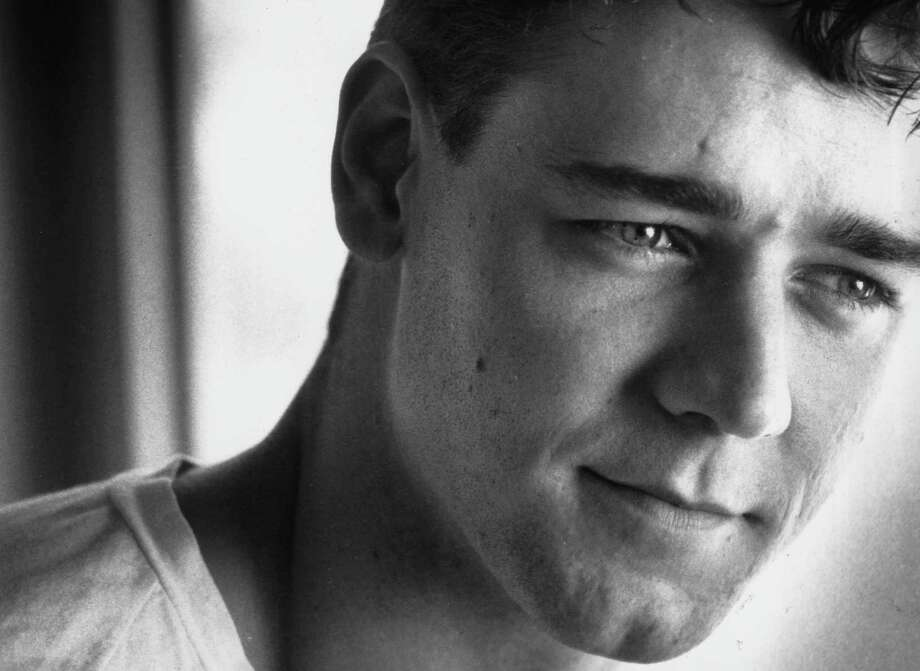 Russell Crowe: 1990Age: 26 Photo: The Sydney Morning Herald, Getty / Fairfax Media