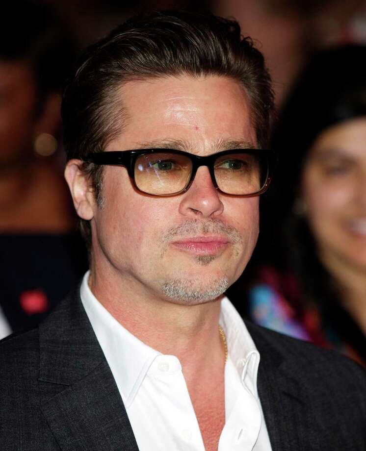 Brad Pitt: 2014Age: 50 Photo: Anadolu Agency, Getty / 2014 Anadolu Agency