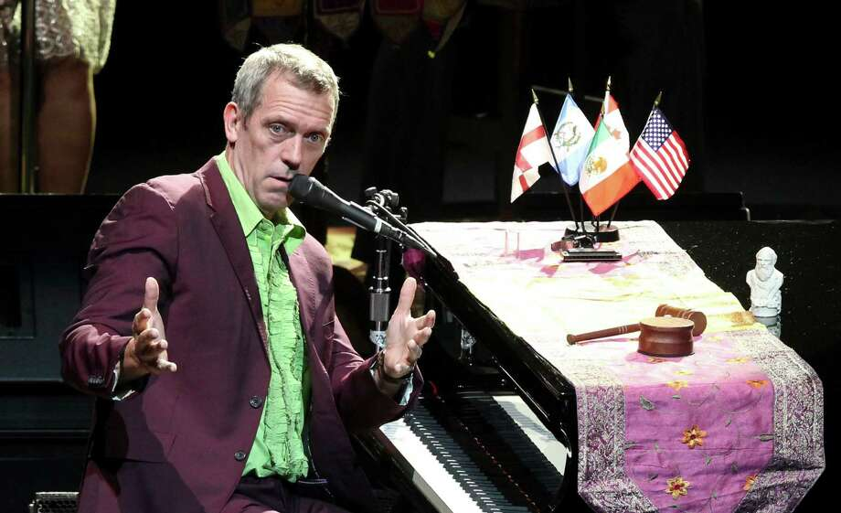 Hugh Laurie: 2014Age: 55 Photo: Clasos/CON, Getty / 2014 Clasos