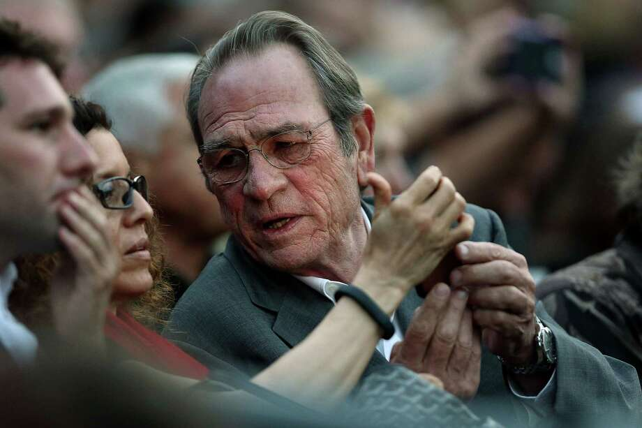 Tommy Lee Jones: 2014Age: 67 Photo: Jeff Golden, Getty / 2014 Jeff Golden