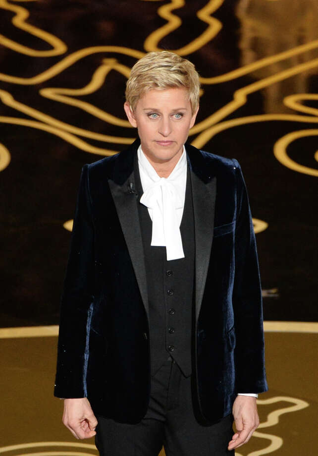 Ellen Degeneres: 2014Age: 56 Photo: Kevin Winter, Getty / 2014 Getty Images