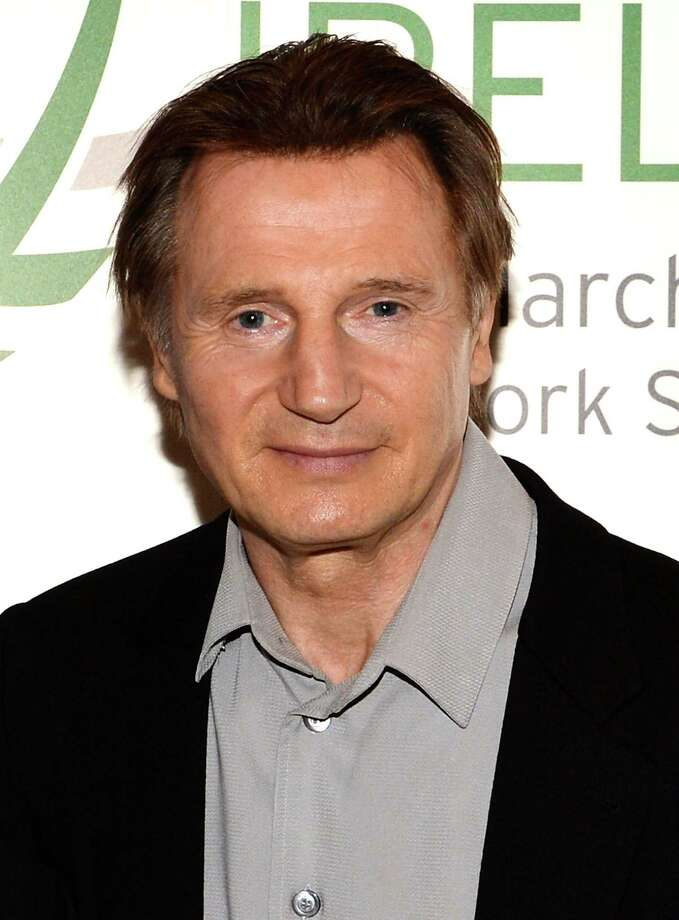 Liam Neeson: 2014Age: 62 Photo: Andrew H. Walker, Getty / 2014 Getty Images