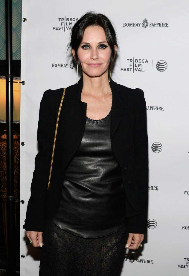 Courteney Cox: 2014Age: 50 Photo: Dave Kotinsky, Getty / 2014 Getty Images