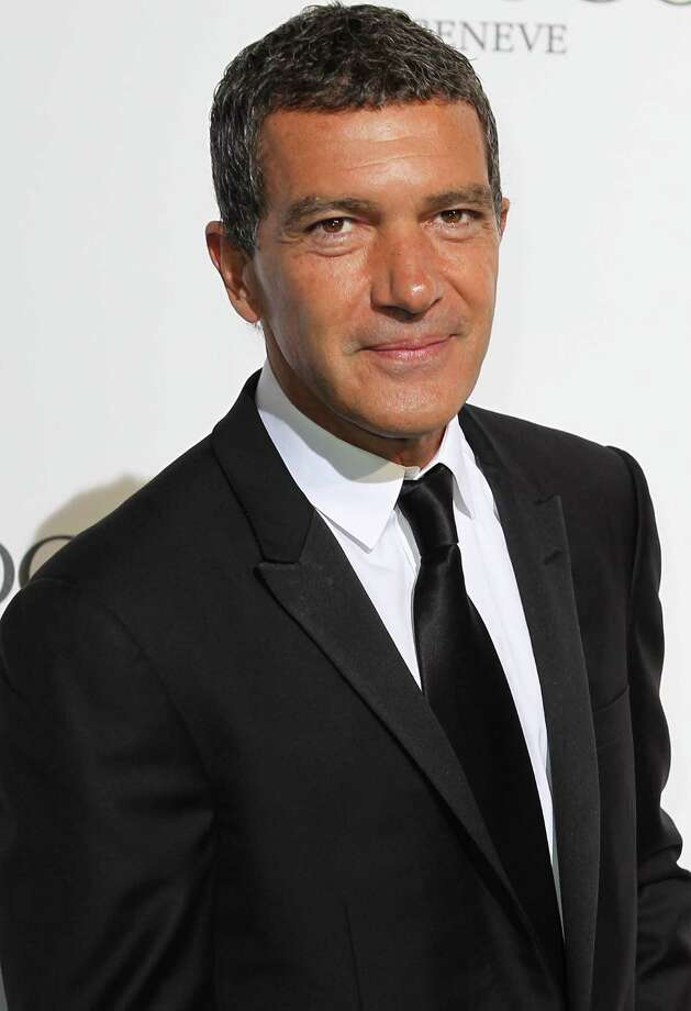 Antonio Banderas: 2014Age: 53 Photo: JEAN CHRISTOPHE MAGNENET, Getty / AFP