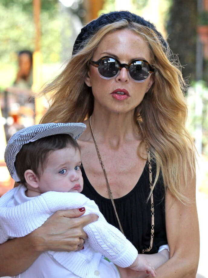 Rachel Zoe and Skyler  Photo: JB Lacroix, Getty Images / 2011 JB Lacroix
