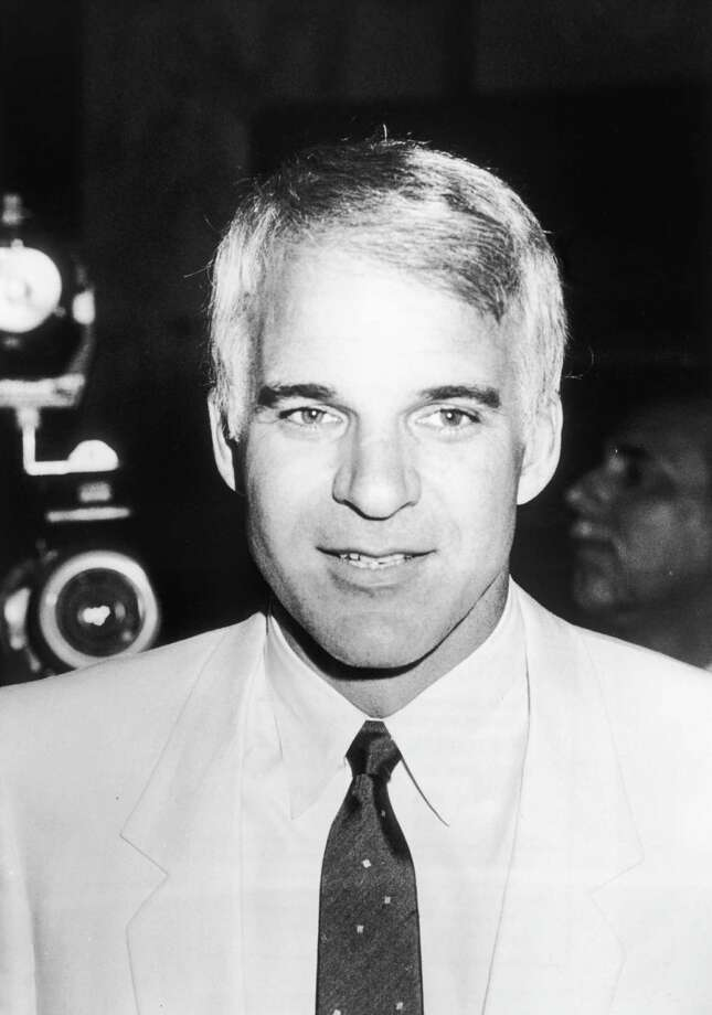 Steve Martin: 1984Age: 39 Photo: Fotos International, Getty / 2003 Getty Images