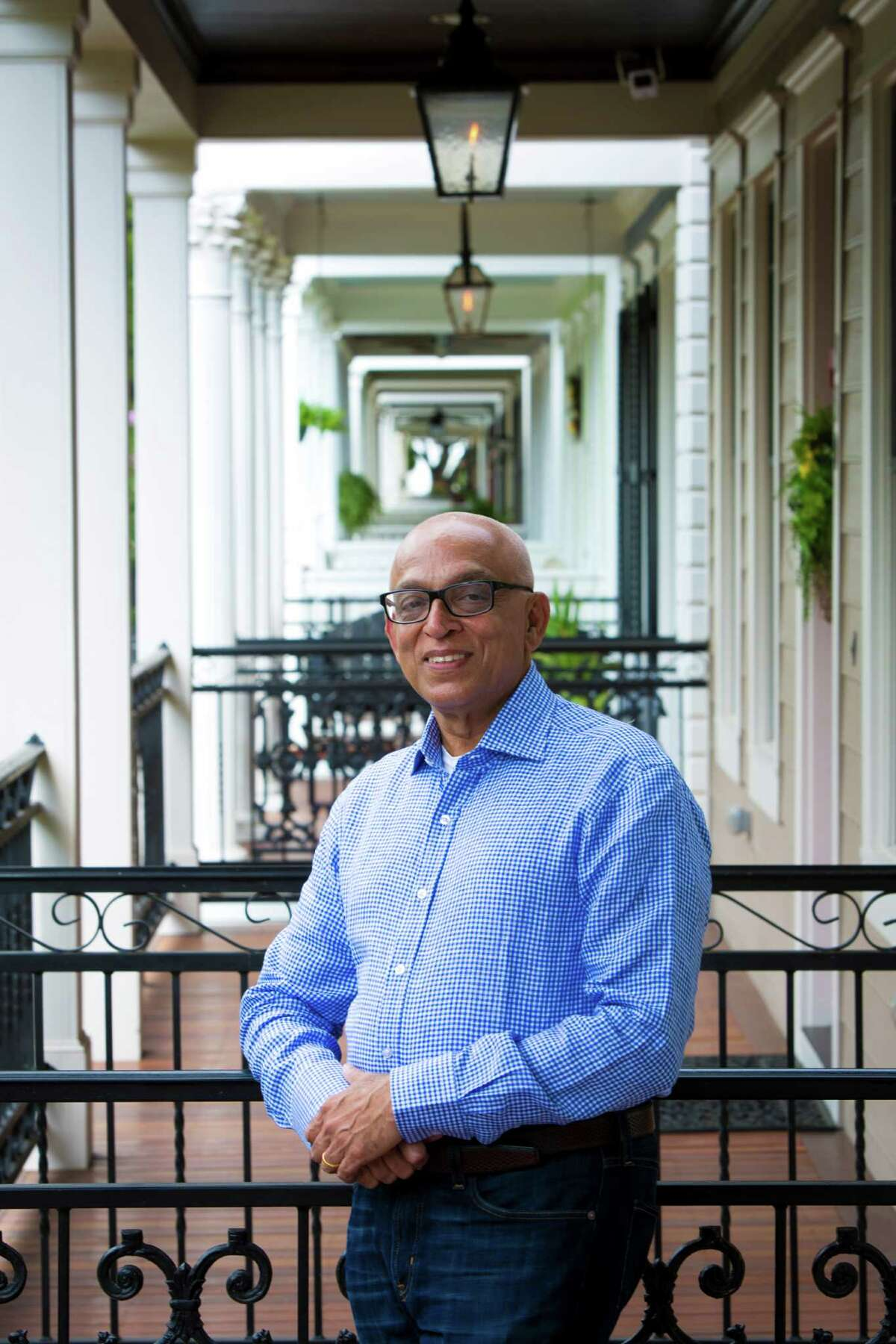 Prasad Menon founded Bayou Microfund, a non-profit designed to help local entrepreneurs get small loans, which help them open or expand their businesses.