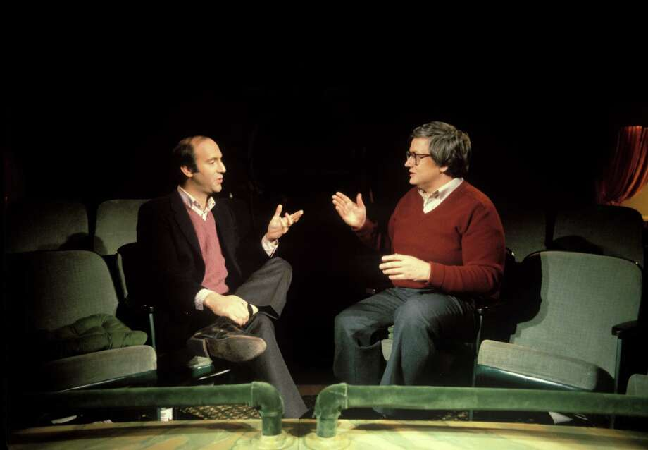 """Although they worked together for years on the TV show """"At the Movies,"""" film critics Gene Siskel, left, and Roger Ebert were not the best of friends. Photo: Kevin Horan, HONS / Magnolia Pictures"""