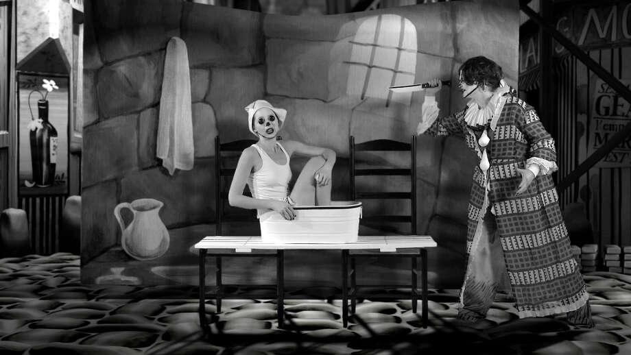 Mary Reid Kelley with Patrick Kelley The Syphilis of Sisyphus, 2011