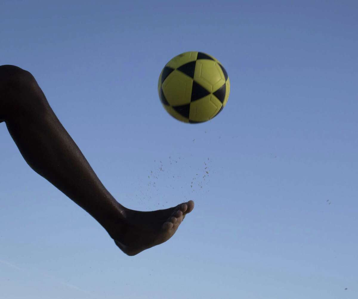 A reader recalls the joy of watching - and playing - soccer.