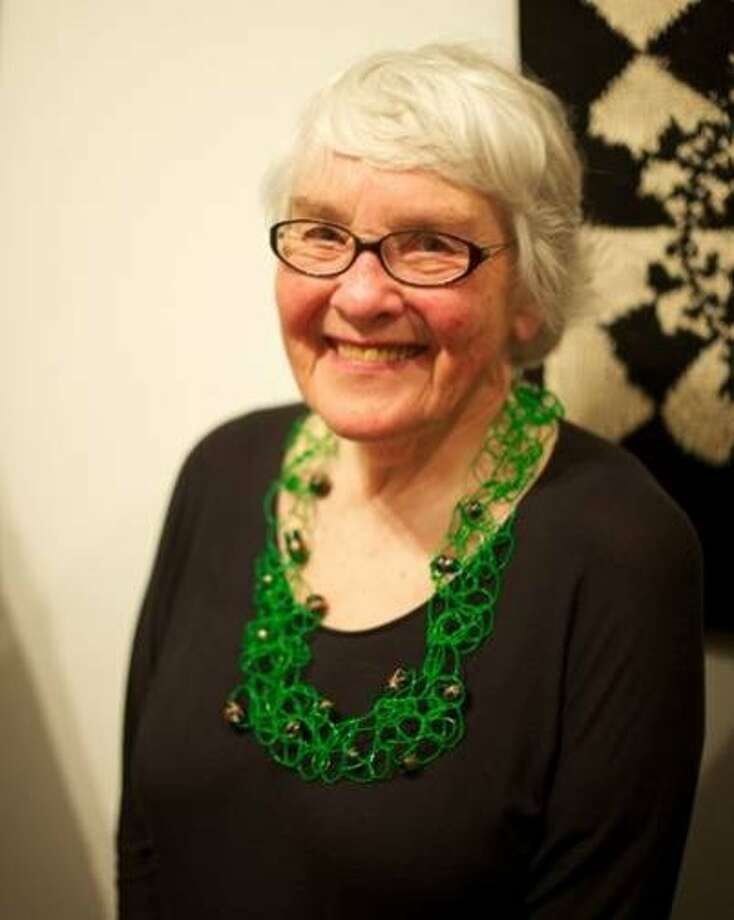 Artist Eleanor Kent died of lung disease at her San Francisco home on July 17. She was 83. Photo: Dan Brazelton
