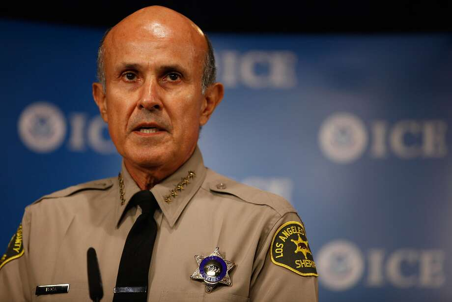 Ex-Sheriff Lee Baca Photo: Chip Somodevilla, Getty Images