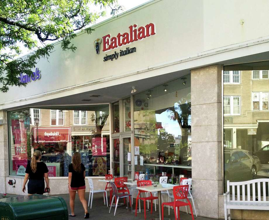 Eatalian, an authentic Italian cooking and catering company is looking to expand its Greenwich Avenue footprint. Photo: Contributed Photo / Greenwich Time Contributed