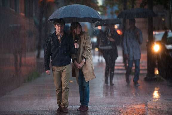 """Daniel Radcliffe and Zoe Kazan in """"What If"""" WHAT IF"""