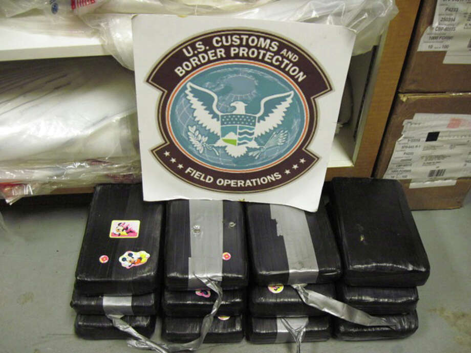 Heroin seized at the border in El Paso in 2009. Six years later, there is more evidence that we are losing the drug war. Photo: Associated Press / U.S. Customs and Border Protecti
