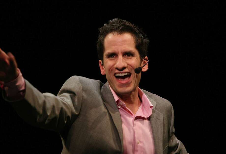 "Seth Rudetsky will bring his solo show ""Seth's Big Fat Broadway Show"" to the Woodlawn Theatre for a single performance. Photo: Courtesy Photo"