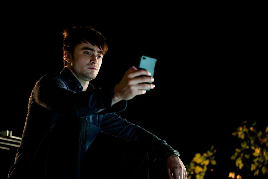 "Daniel Radcliffe in ""What If"" WHAT IF Photo: CBS Films"