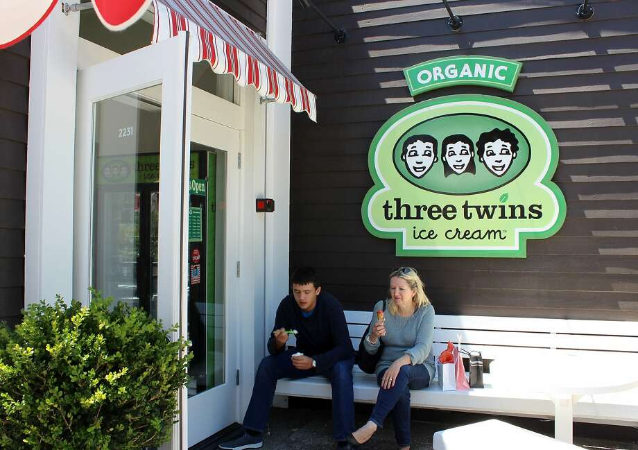 Three Twins Ice Cream, Bay Area. Vanilla Chocolate Chip and Mint Confetti are favorite flavors. (254 Fillmore St., S.F.; 79 Jefferson St., S.F.; 610 1st St., Napa; 2231 Larkspur Landing Circle, Larkspur) Photo: Stephanie Wright Hession, Special To The Chronicle