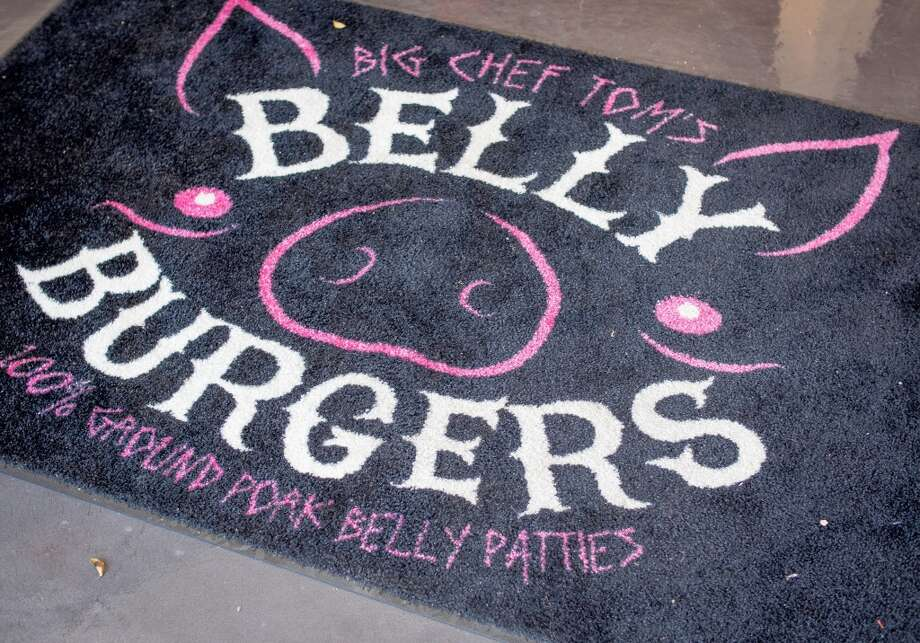 The interior of Big Chef Tom's Belly Burgers in San Francisco, Calif., is seen on Wednesday, July 17th, 2014. Photo: John Storey, Special To The Chronicle