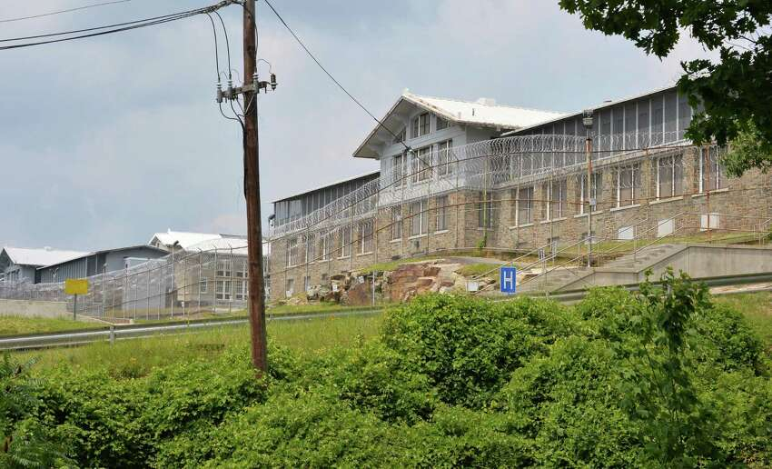 Mount McGregor Correctional Facility Wednesday July 23, 2014, in Wilton, NY. (John Carl D'Annibale / Times Union)